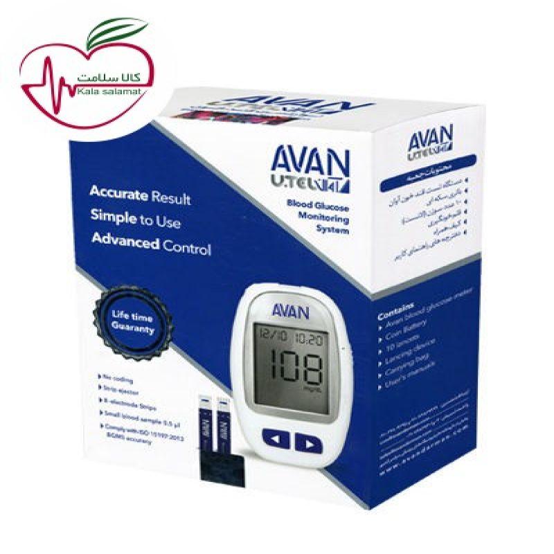 دستگاه کنترل قند خون آوان مدل AGM01