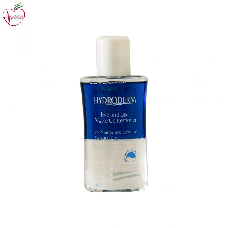 محلول پاک کننده دو فازی هیدرودرم مناسب آرایش چشم و لب 115gr